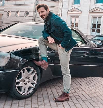 Squared Love Actor Mateusz Banasiuk Wiki & Biography